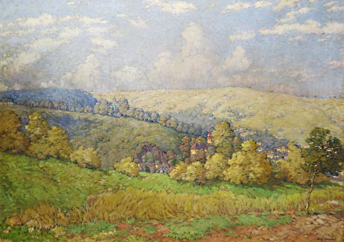 Augustin Mervart: Krajina
