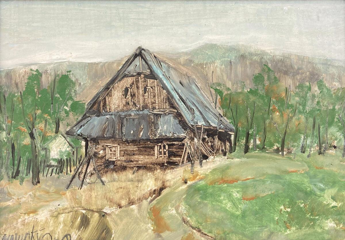 Josef Novický: Dřevěnice
