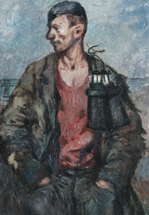 Vilém Wünsche: Havíř