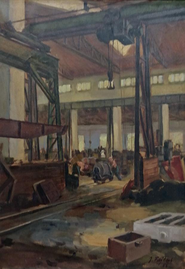 Jaromír Fajkus: Ve staré Frýdlantské slévárně