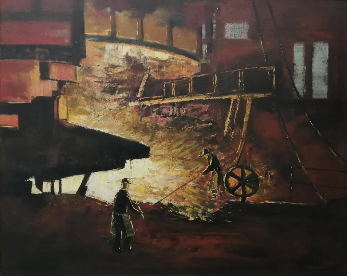 L. Grzegorczykova: V hutích