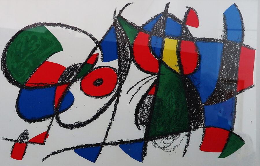 Joan Miró: Kompozice XI