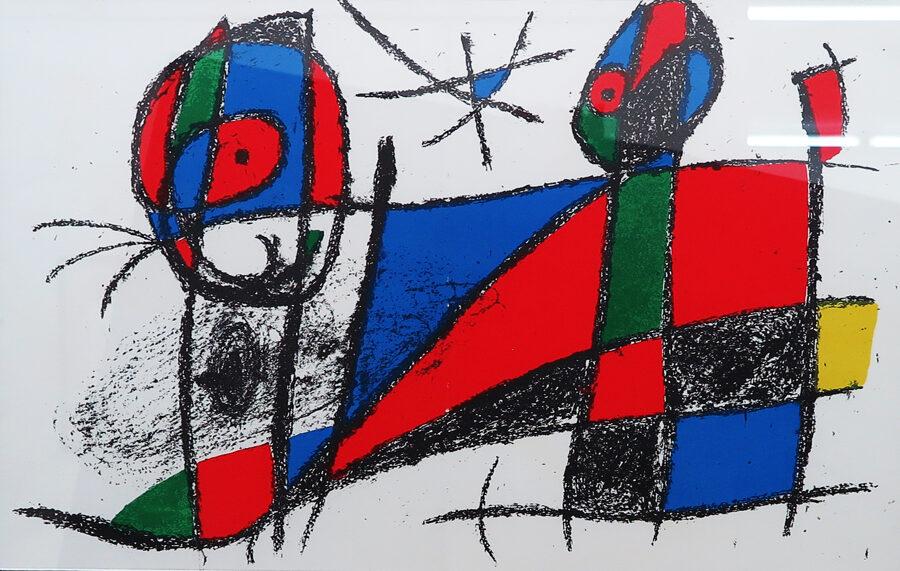 Joan Miró: Kompozice VI