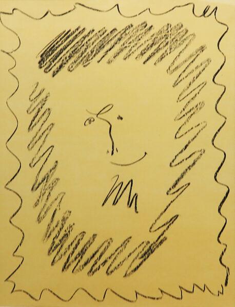 Pablo Picasso: Hlava I
