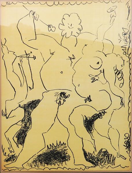 Pablo Picasso: Erotika