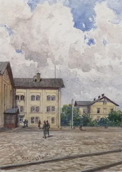 Ladislaus Eugen Petrovits: Cukrovar Všetuly