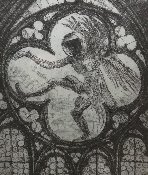 Jan Souček: Anděl západního okna