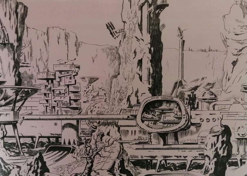 Milan Ressel: Civilizace