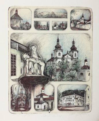 Vladimír Šavel: List z Bohosudova