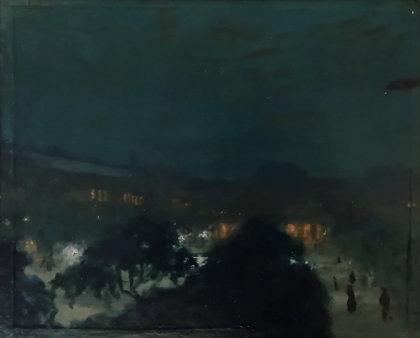 František Tavik Šimon: Palais Royal Paris