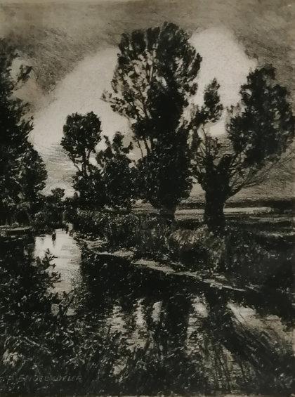 Ferdinand Engelmüller: Krajina